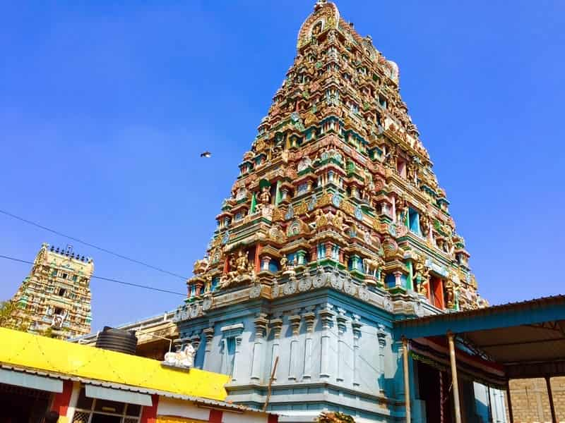 Marundheeswarar Temple
