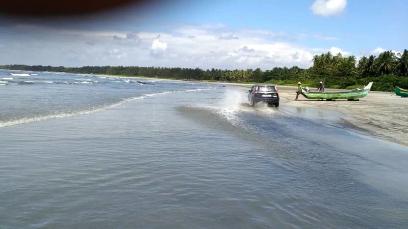 Payyoli Beach, Kozhikode