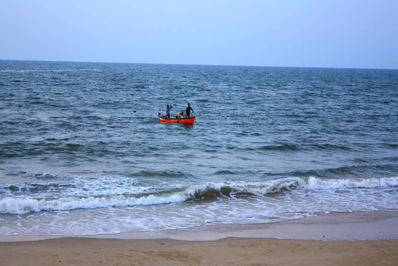 Penambur Beach, Mangalore