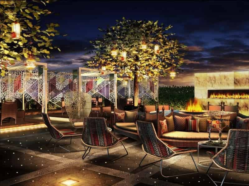 Roof garden restaurant in bangalore dating