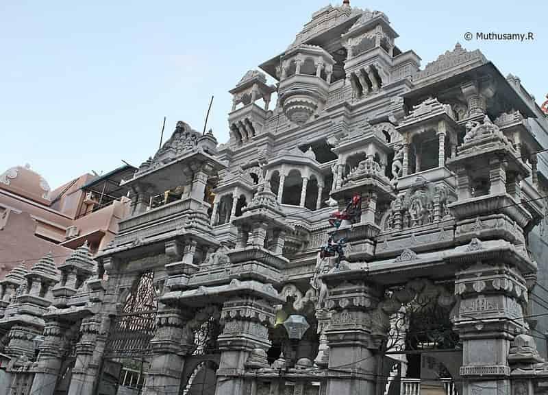 Shree Chandraprabhu Jain Naya Mandir