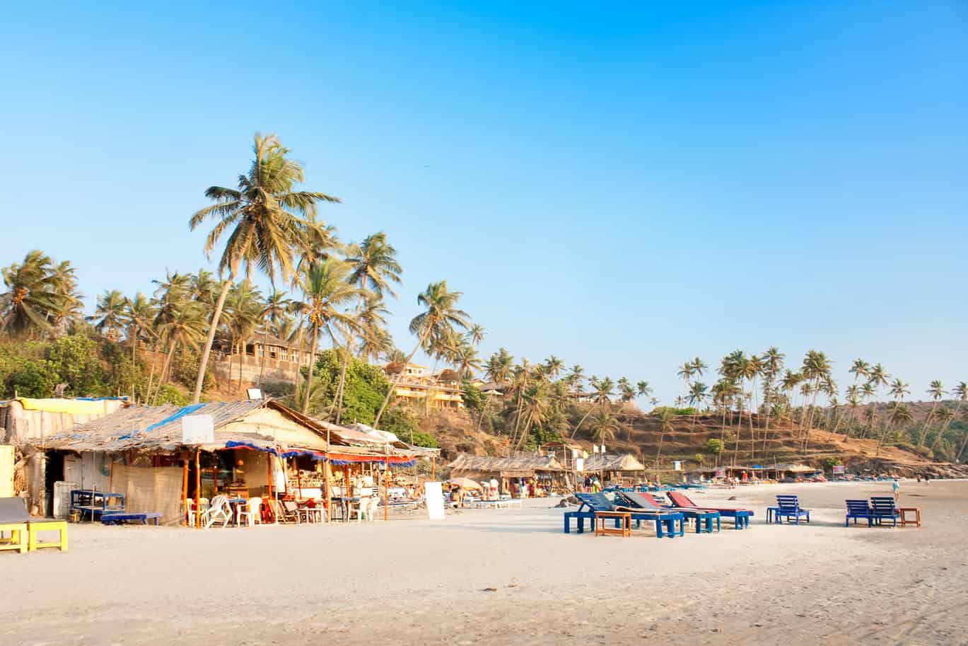 17 Shacks in Goa, Best Beach Shacks in Goa