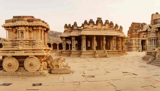 3 Awesome Road Trips From Bangalore to Hampi