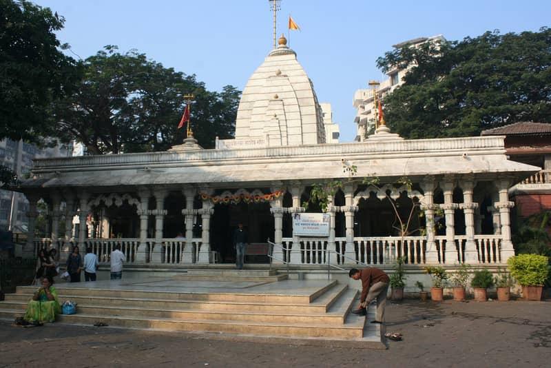 A temple dedicated to goddess Mahalaxmi