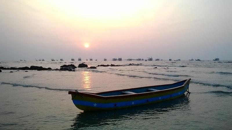A weekend getaway from Mumbai