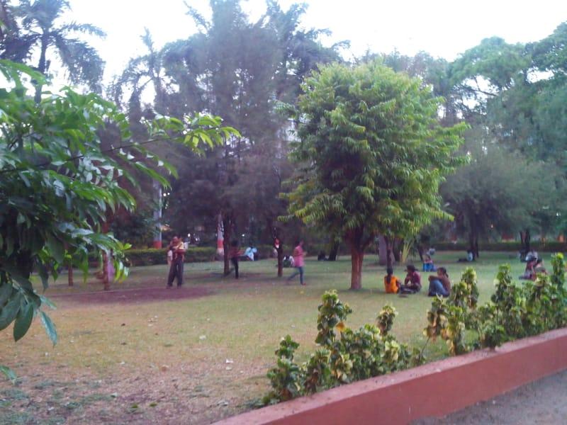 An iconic garden in Mumbai