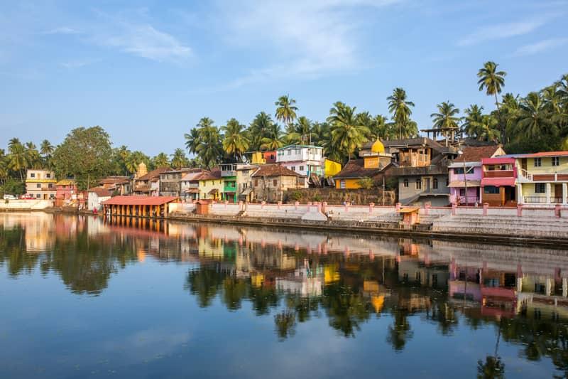 Gokarna village, Karnataka