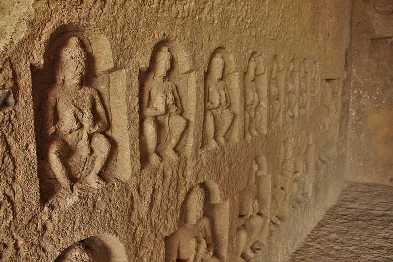 Kanheri Caves at SGNP