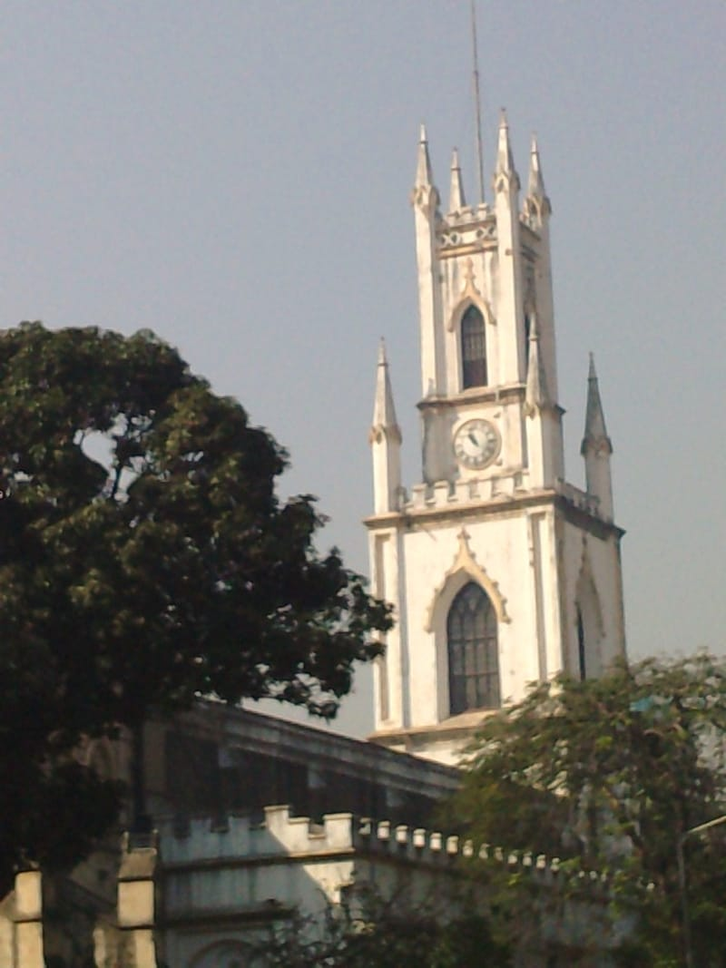 One of the oldest churches in Mumbai