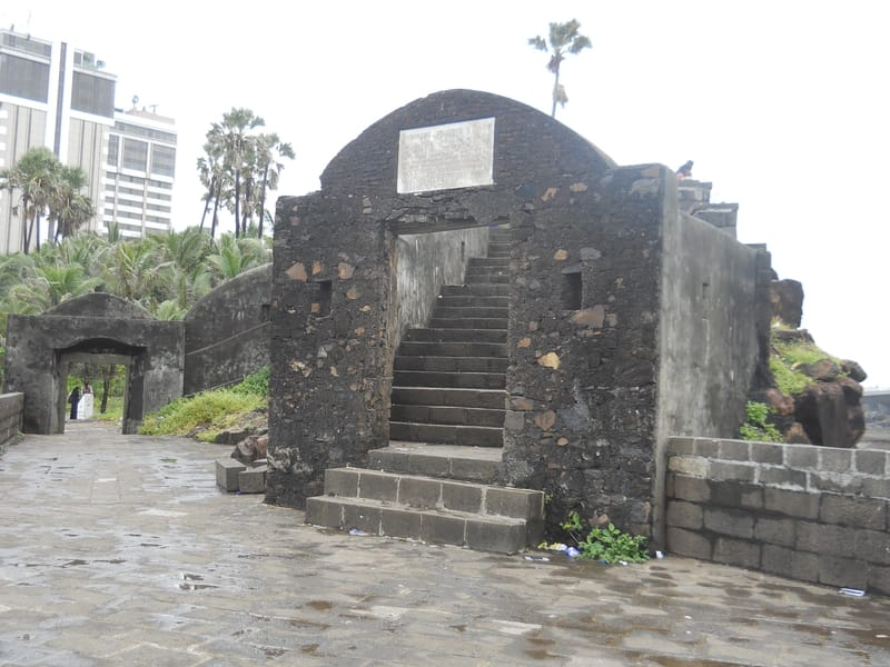 The Bandra Fort