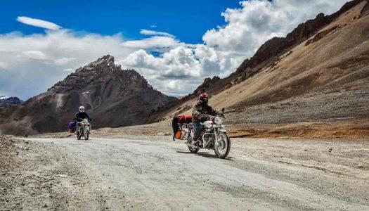 The Complete Guide To a Delhi to Ladakh Bike Trip