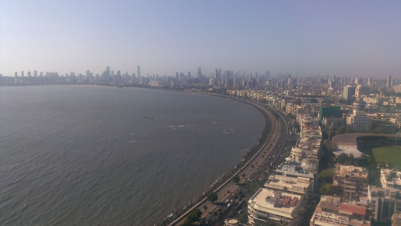 The Gorgeous Marine Drive