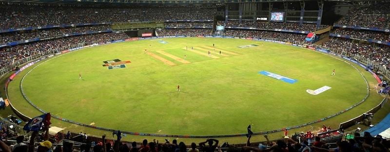 The Wankhede Stadium