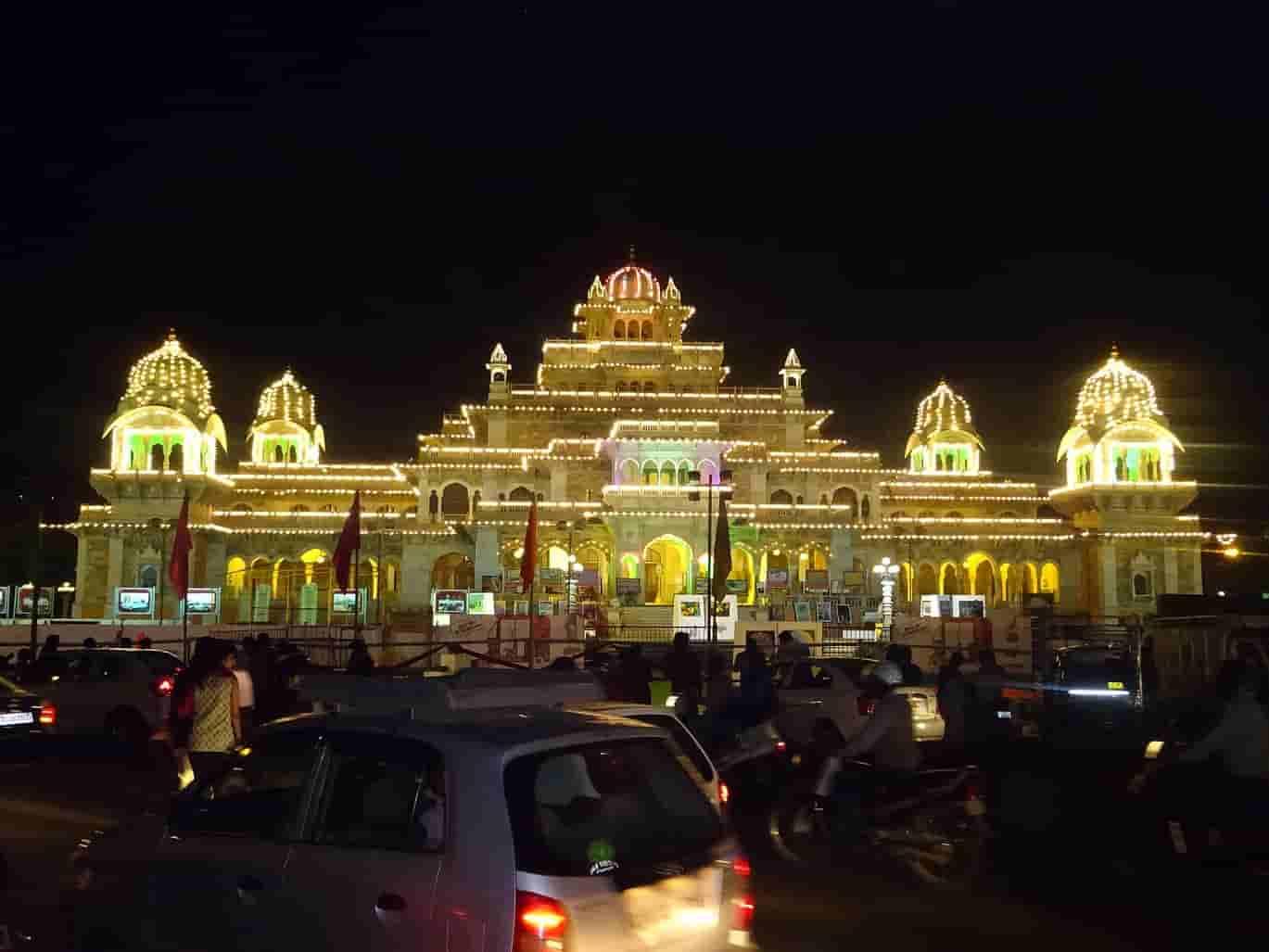 jaipur night places visit