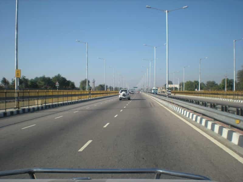 Delhi-Jaipur Road