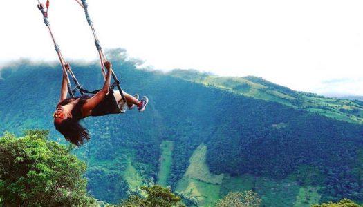 Ankita Kumar Monkeys Around South America All By Herself