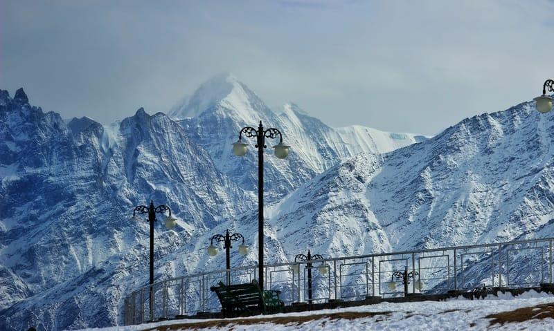 Auli, Skiers Paradise