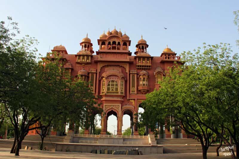 Jawahar Circle Garden