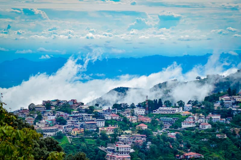 Mussoorie is known as the Queen of the Hills