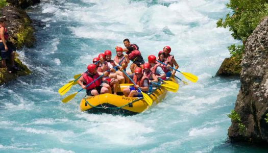The Complete Guide To River Rafting In Kolad