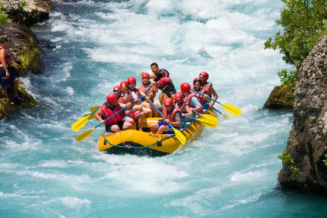 River Rafting in Coorg, White Water Rafting in Coorg - Treebo