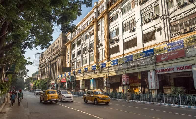 Kolkata's Park Street