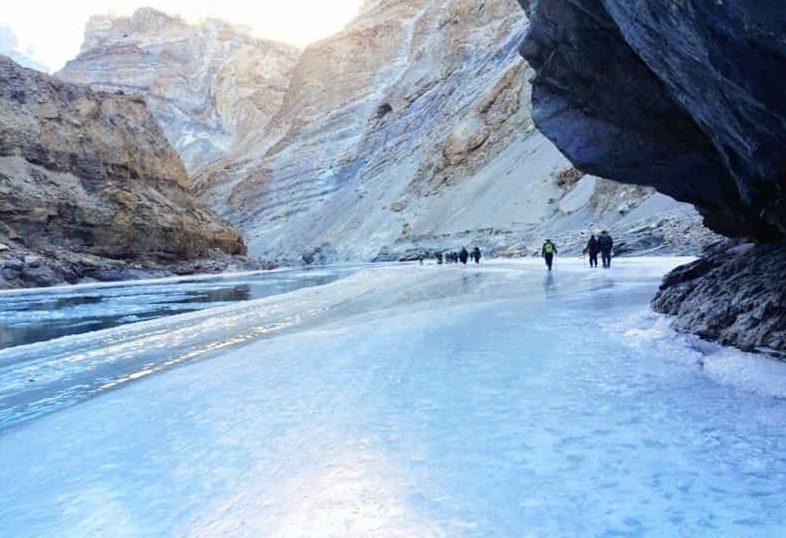 Chadar Zanskar Trek