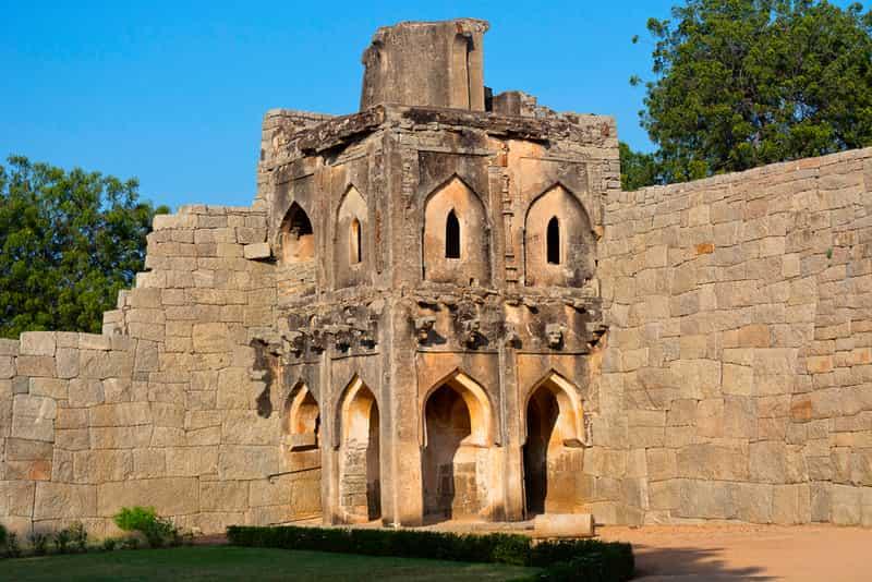 Zenana Enclosure