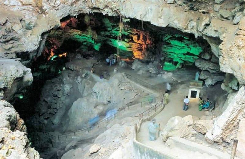 Borra Caves