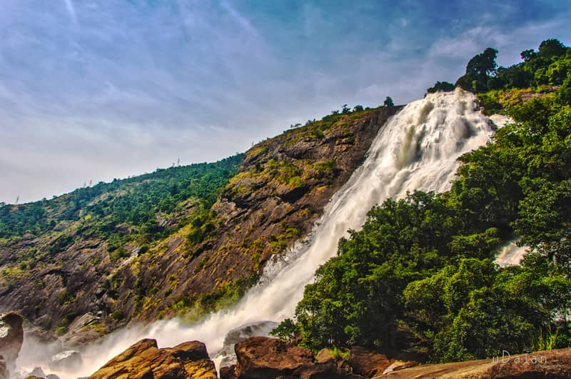 Duduma Waterfalls
