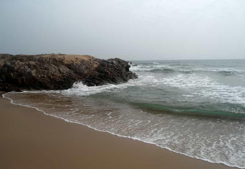 Gangavaram beach, Tenneti Park