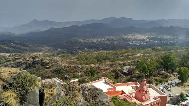 Guru Shikhar Point, Mount Abu