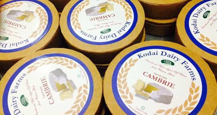 Kodai Cheese varieties