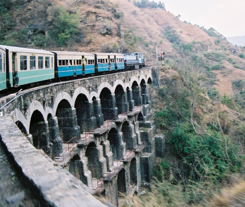 Mountain Railways of India