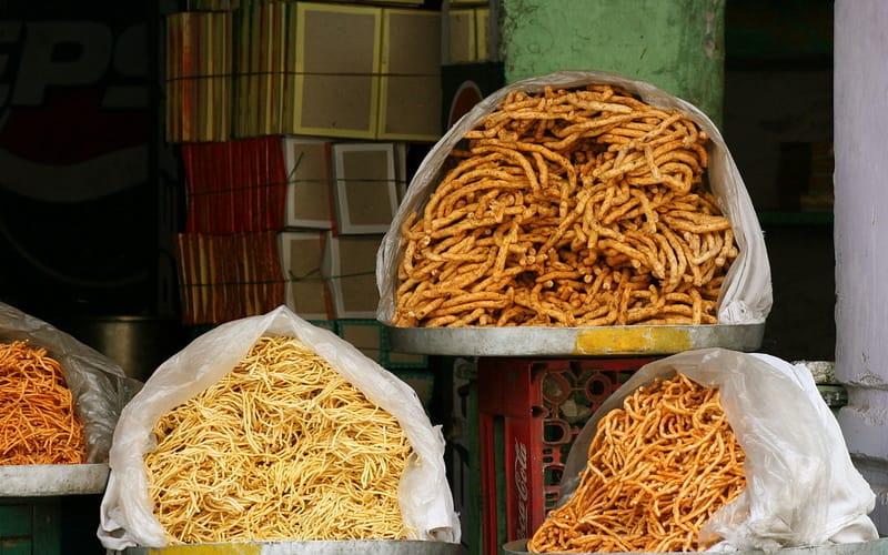 Shops selling Bikaneri Bhujia