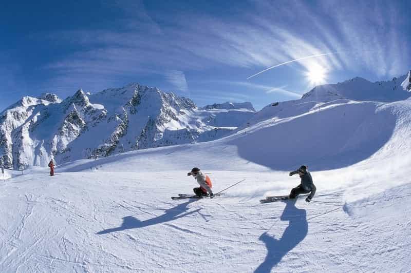 Ski Lift at Auli