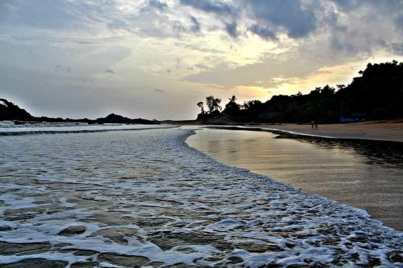 Sunset at Gokarna Beach