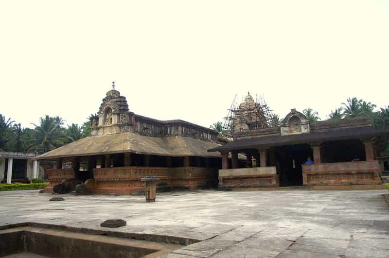 Temple at Banavasi