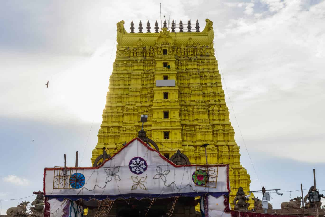 6 Temples In Rameshwaram, Temples To Visit In Rameshwaram