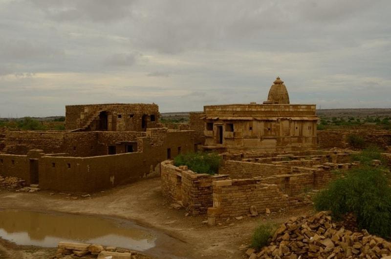 The Ghost Town of Kuldhara
