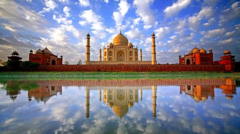 The Gorgeous Taj Mahal
