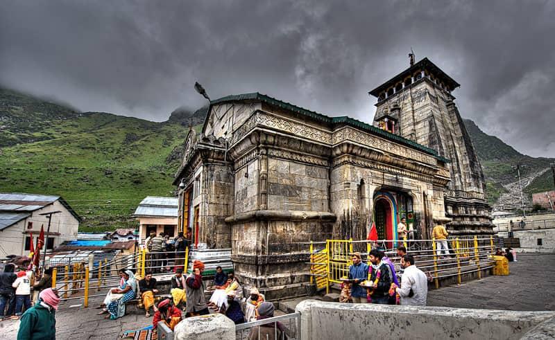 The Kedarnath Temple