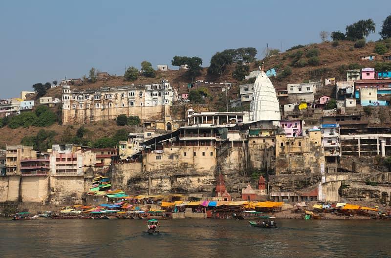 The Omkareshwar Temple