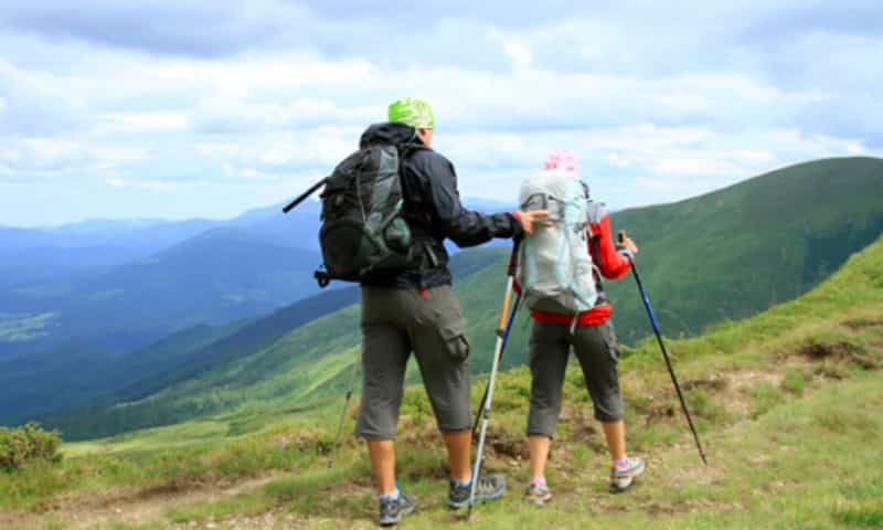 Trekking to Perumal Peak