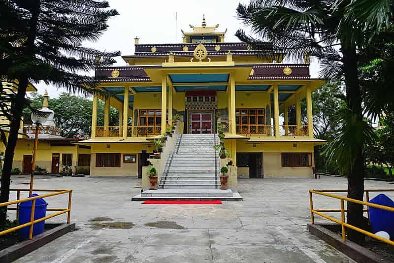 Sed Gyued Monastery