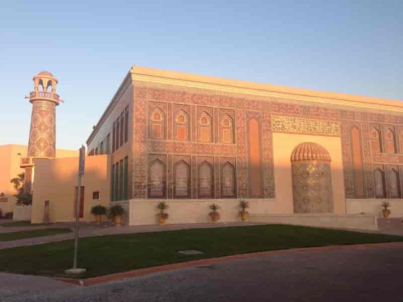 Mosque at Katara