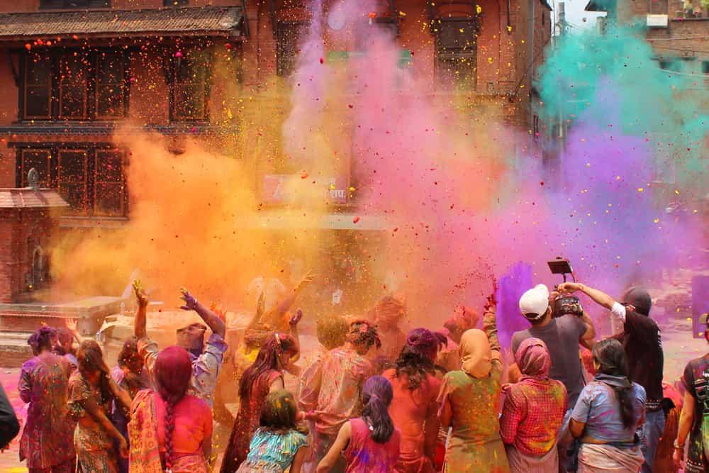 regional festivals of indian states