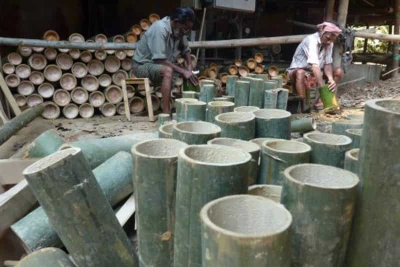 The Bamboo Factory, Wayanad