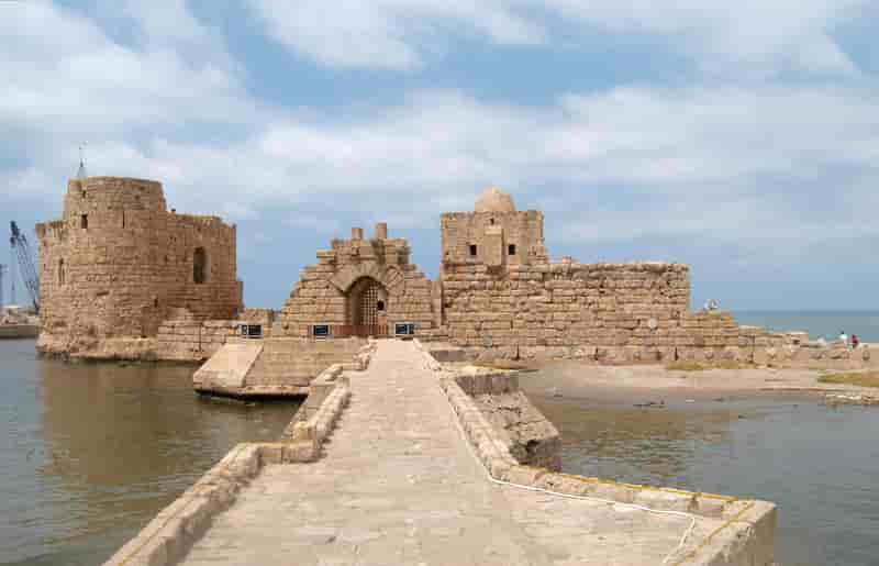 Sidon Sea Castle