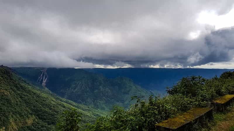 The Beautiful Hills in Shillong